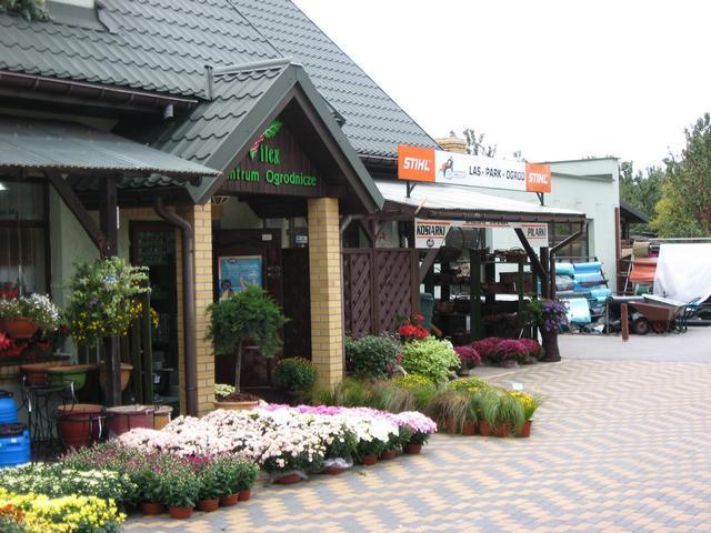 Centrum Ogrodnicze Ilex